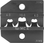 Crimp Die Set for MC4 (12/10/8AWG)