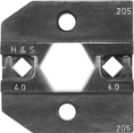 Crimp Die Set for Huber+Suhner (Radox)